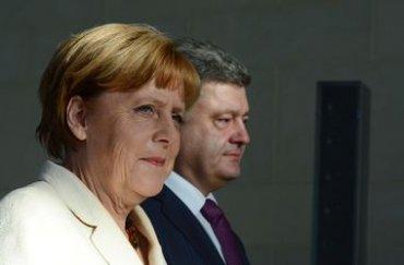 Меркель выдвинула жесткое требование России