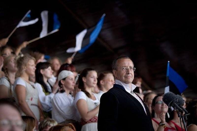 Эстония отнимет у России Петербург