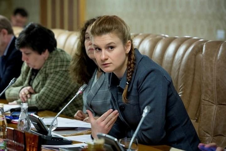 Мария Бутина рассказала американским сенаторам о финансовой поддержке от российского бизнесмена
