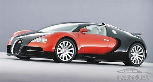 Bugatti Veyron станет еще мощнее