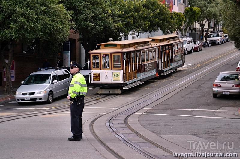Сан-Франциско – между холмов и туманов