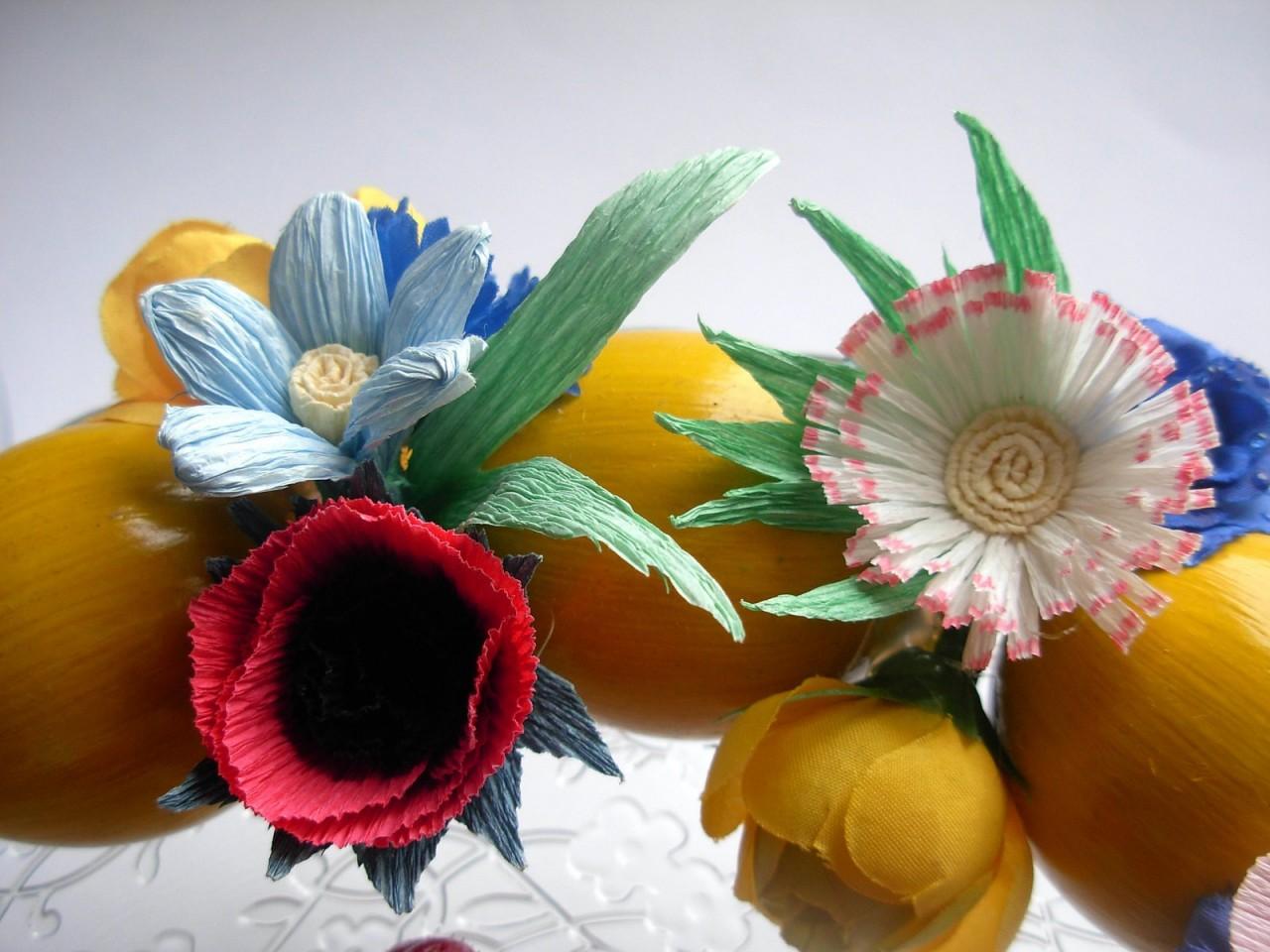 NewPix.ru - Красивые пасхальные венки. Идеи для вдохновения