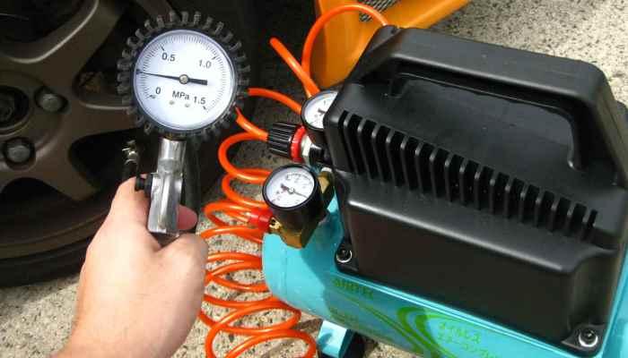 Насос и датчик давления, можно насос с датчиком.