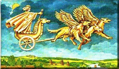 12-13 декабря День Даждьбога и Марены