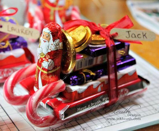 Сделать сладкий подарок своими руками