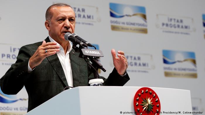 """""""Война между крестом и полумесяцем"""": Эрдоган осудил решение Австрии о закрытии мечетей"""