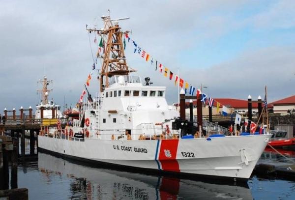 США передали Украине два патрульных катера для береговой охраны