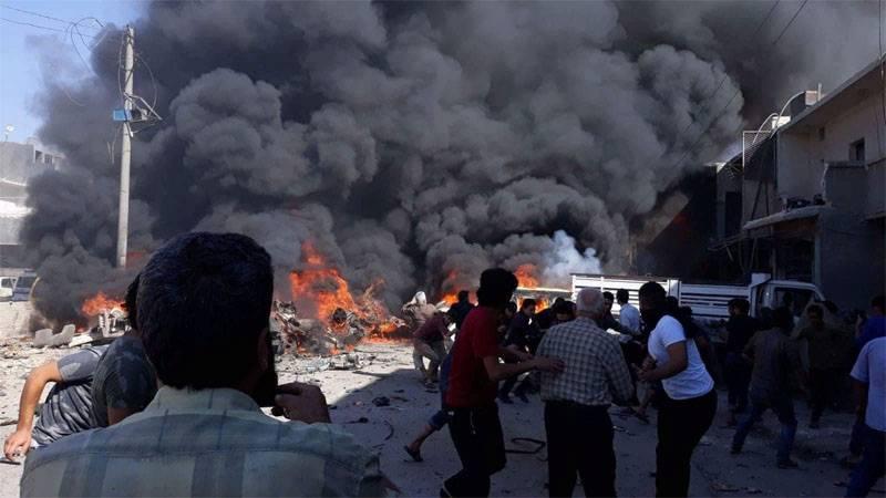 Бои у турецкого поста в Алеп…
