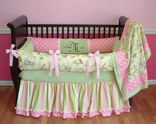 Сшить постельное белье своими руками в детскую кроватку