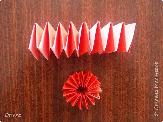 Поделки из бумаги ленты 73