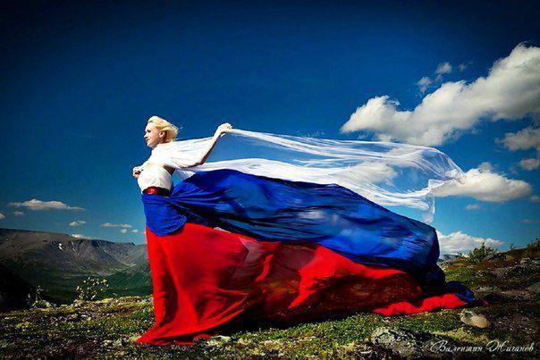 Мне не перед кем извиняться за то, что я русский... (1 фото + 1 видео)