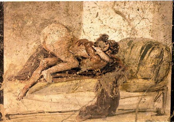 Секс в древнем римме
