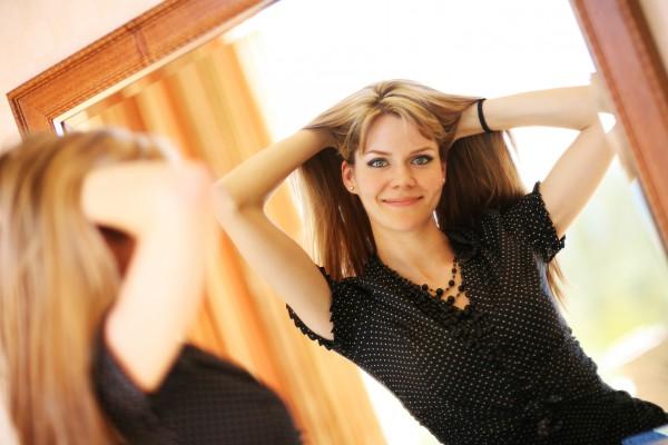 Как самому установить зеркало