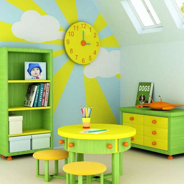 стол для самых маленьких, фото 23