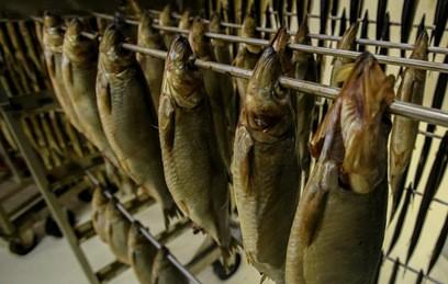 """За пять дней """"Рыбной недели"""" продали 200 тонн рыбы"""