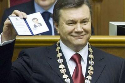 У Януковича отобрали булаву: власть боится реванша?