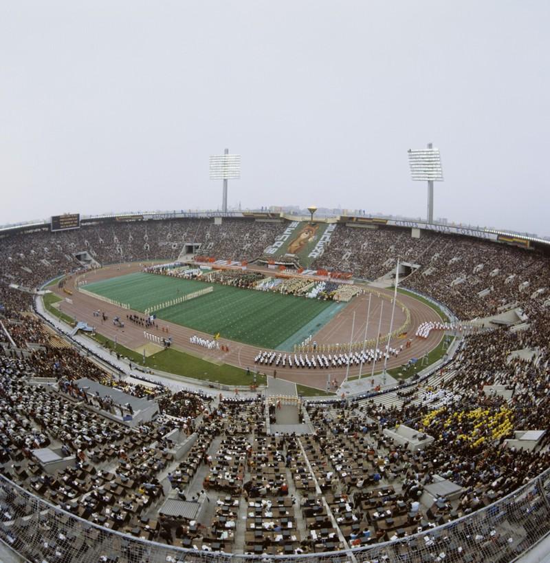2. Где проходила Олимпиада-80? Олимпиада - 80, факты