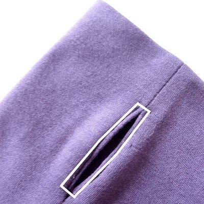 Обработка рукава с отверстием для пальца (Diy)