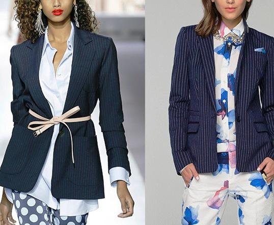 Модные женские пиджаки и жакеты 2016