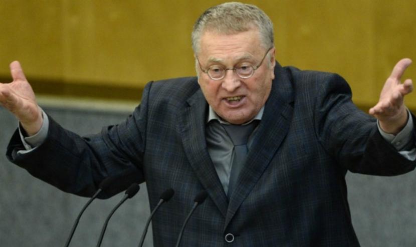 Жириновский призвал возить т…