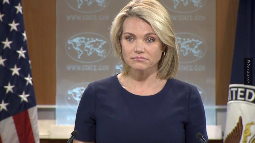 Науэрт отказалась от должности постпреда США при ООН из-за семьи