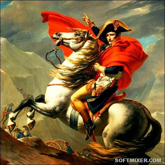 Как Наполеон к русским царевнам сватался