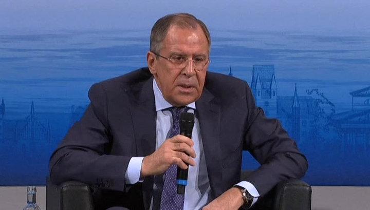 Лавров: Обаме не успели написать достойные слова о гибели Немцова