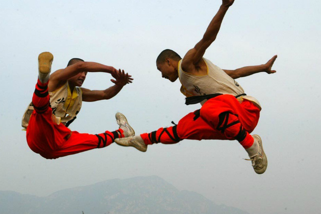 Шаолиньское кунг-фу: что стоит за боевой магией монахов