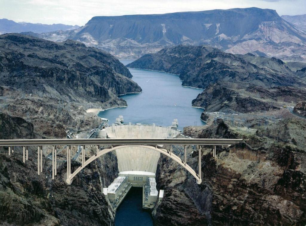 Самые большие плотины и дамбы планеты