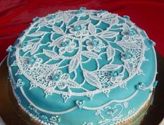 Как украсить торт - рецепт айсинга