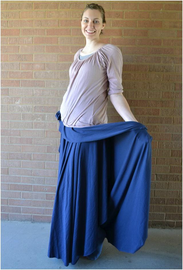 Покажите  юбки с запахом