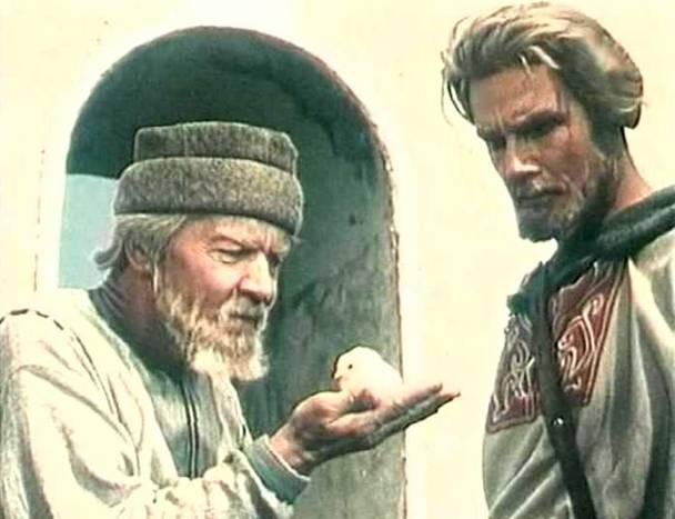 Сказочный дедушка советского кино Михаил Трояновский