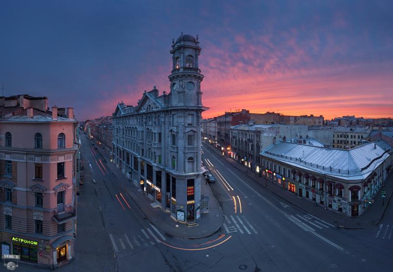 Санкт-Петербург глазами Сергея Дегтярёва Дегтярев, Санкт - Петербург, горд, пейзаж, питер, фото