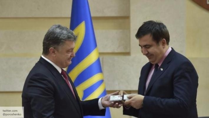Случилось чудо – Саакашвили …