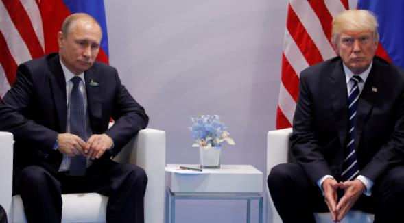 Путин о Трампе: Он мне не невеста, я ему не жених
