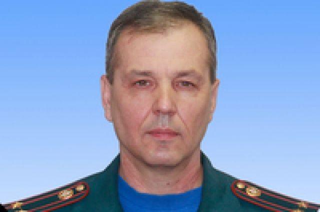 Погибшего подполковника МЧС посмертно наградят орденом Мужества