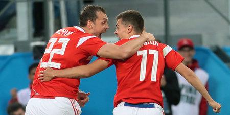 Коллер приехал поддержать сборную России на ЧМ-2018