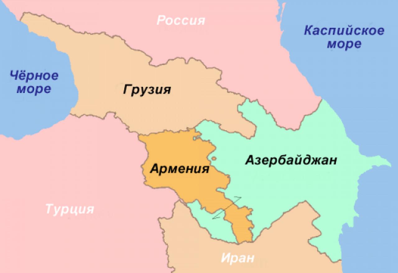 Армения и Грузия могут дрейфовать навстречу друг другу