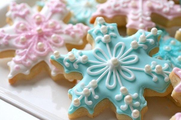 Как сделать сахарной глазури