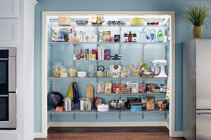 9. Кухонная кладовка дом, отличие