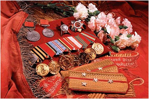 70 лет Великой Победы! Спасибо деду за Победу!!!