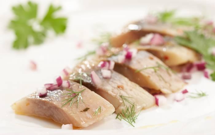 Селедка по-домашнему - вкуснейший рецепт
