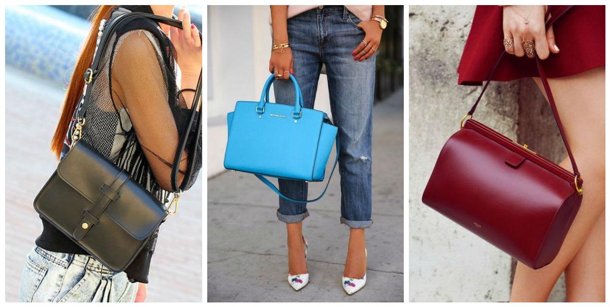 7 видов сумок которые должны быть у каждой женщины