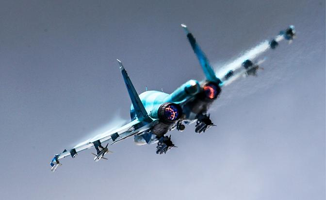 Перехлест над Татарским проливом: Пилотов Су-34 погубили спасательные системы