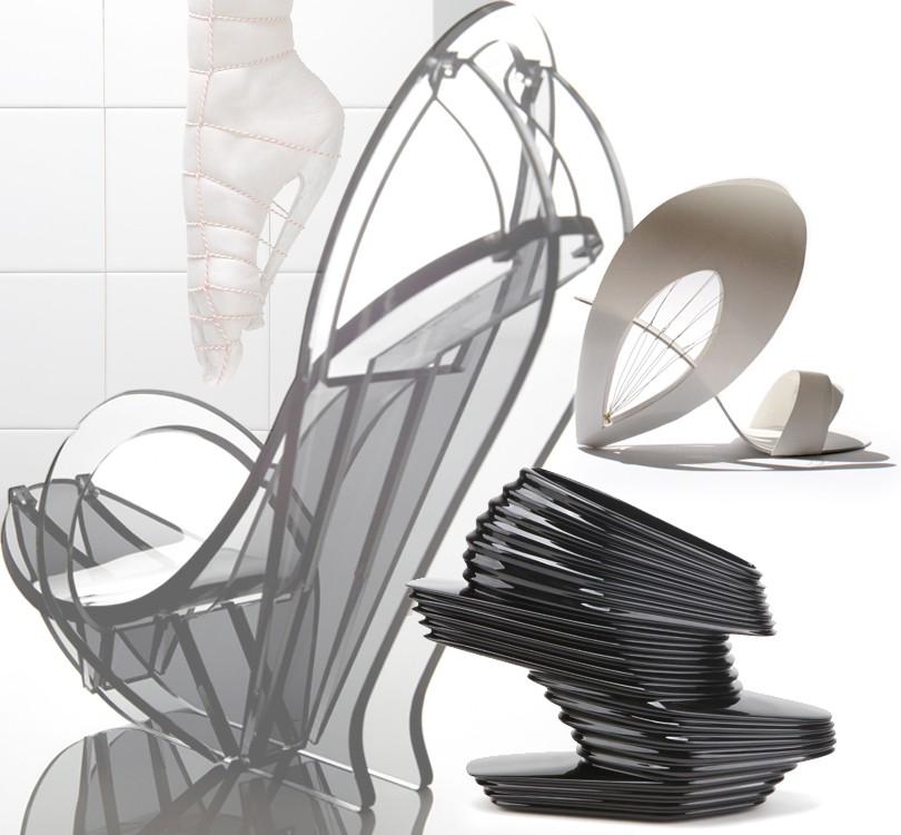 Идея дня. SHOEting Stars: выставка необычной обуви в Вене