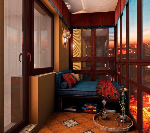 балконы, террасы, лоджии фото - 12