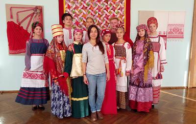 В Архангельске прошел фестиваль «Костюм Русского Севера»