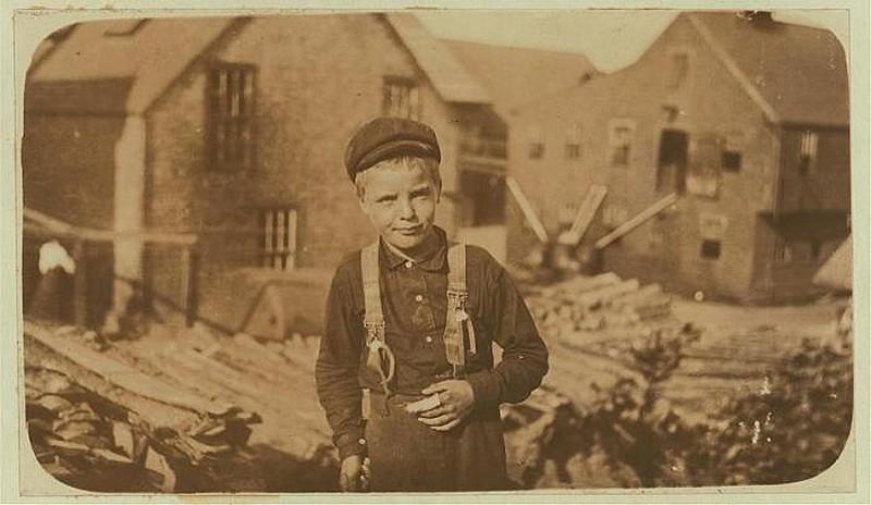 Детский труд в истории США