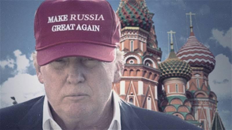 Карта-то козырная! Трамп — американский народный президент