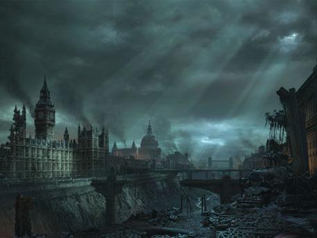 Европа будет разрушена, Британия – затоплена: известный медиум из США предсказал ближайшее будущее